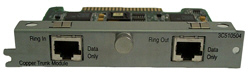 3C510504 3Com Ring In Ring Out Module
