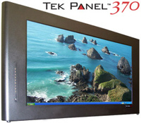 Tek Panel 370 Hy-Tek All In One LCD Display Panel