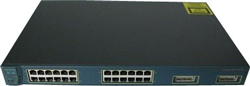 WS-C3524-PWR-XL-EN Cisco 3524 PWR PoE Switch