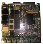WS-F6K-DFC3BXL Cisco Distribution Forward Card